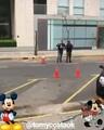 """disney.bia.news on Instagram: """"Gravações externas de #DisneyBia Claramente vemos @soyguidomessina e @andreadealba chegando de carro numa cena...MA..."""