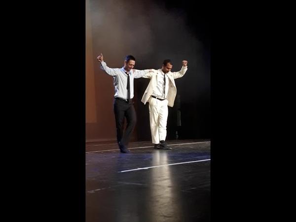 Zorba the Greek Sirtaki dance Cyprus