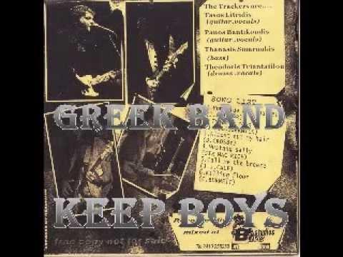 Blues Trackers Live 2003 Mustang Sally Dimitris Lesini Blues