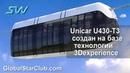 SkyWay - Unicar U430-T3 создан на базе 3D технологии