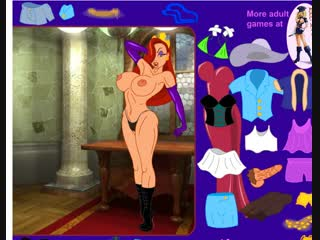 Jessica Rabbit porno game.Джессика Рэббит порно игра.11DeadFace