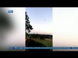 В США работнику аэропорта удалось угнать пассажирский самолет..mp4