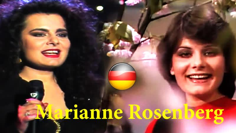 Marianne Rosenberg - Er gehoert zu mir 75 Marianne Rosenberg - Ich denk an dich 89