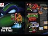 Long Play Teenage Mutant Ninja Turtles-Tournament Fighters (NES)