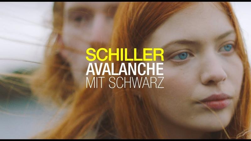 """SCHILLER: """"Avalanche mit Schwarz"""