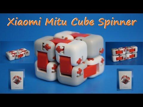 Xiaomi Mitu Cube Spinner Куб Спиннер Обзор