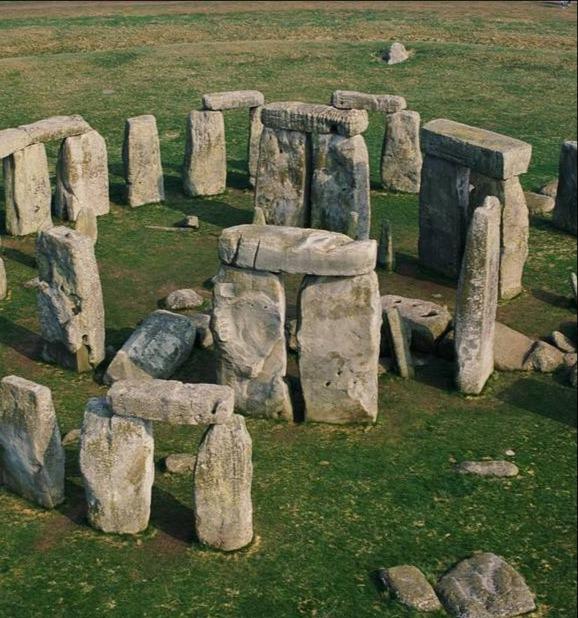 Stonehenge в России.