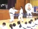 Asai ryu 空手道 Asai Tetsuhiko семинар по каратэ Гонконг 2003 松濤館空手道