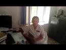 Жастар таңдайды - Молодежь предпочитает атты жобасына қатысушы Алтынбекова Жанар жастарды кітап оқуға шақырады