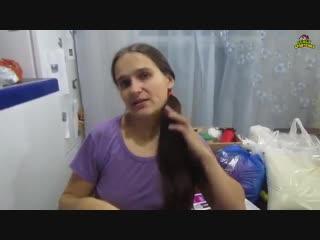 Жизнь за кадром. Обычные будни. (часть 176) (12.18г.) Семья Бровченко