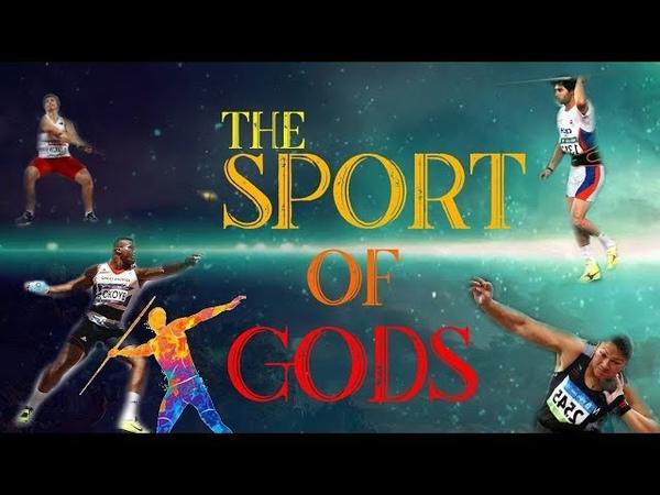 Javelin, Hammer, Discus, Shotput - The Sport of GODS