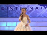 Софья Никифорова на международном фестивале