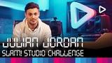 Julian Jordan creates a track in 1 hour SLAM! Studio Challenge