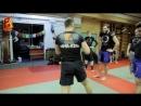 Работа ног в ММА. Тренировка Александры Албу. Alexandra Albu footwork training