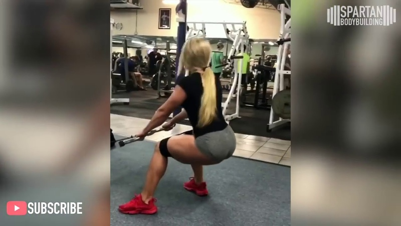 Carriejune Anne Bowlby Ace workout Spartan Bodybuilding