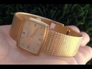 Patek Philippe World Record Sale Solid 18kt Gold Vintage Ladies Watch up for AUCTION on eBay