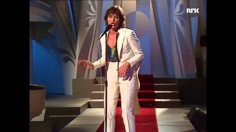 Inger Lise Rypdal Lady Di Melodi Grand Prix 1982
