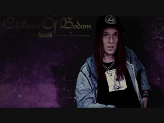 Children Of Bodom - 'Hexed' Musical Direction (Official Trailer №3)