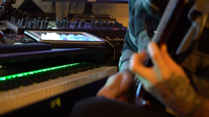 """""""Yo this end part to 'Scarified' is still insane @paulgilbert_official lol here's a fartsy partially out of focus an..."""