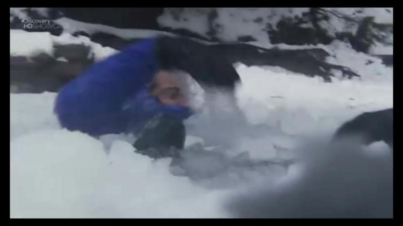 Выжить любой ценой HD 3 сезон 8 серия Орегон Каньон АДА Man vs Wild Беар Гриллс Bear Grylls