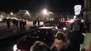 Macron couvert d'insultes lors de sa visite surprise au Puy en Velay ce soir 04 12 18