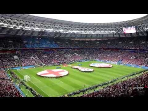 SemiFinal England vs Croatia - First Goal by England World Cup 2018