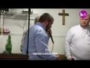 Сын укушенного змеей пастора стал пастором и был укушен змеей