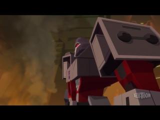 Трансформеры: Кибервёрс 6 серия