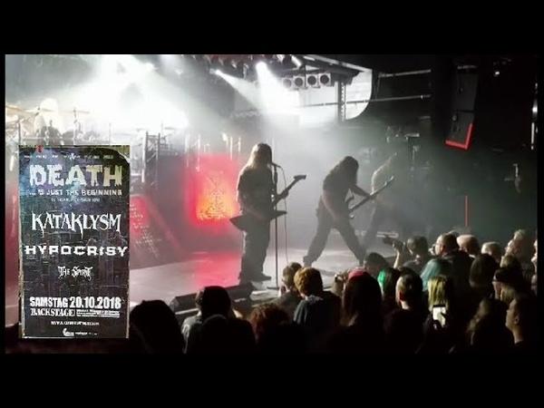 HYPOCRISY - LIVE@München Backstage 20.10.2018