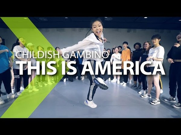 Childish Gambino - This Is America LIGI Choreography.