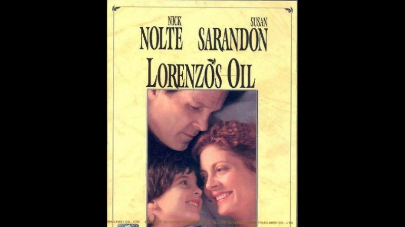 Масло Лоренцо / Lorenzo's Oil, 1992 Михалёв