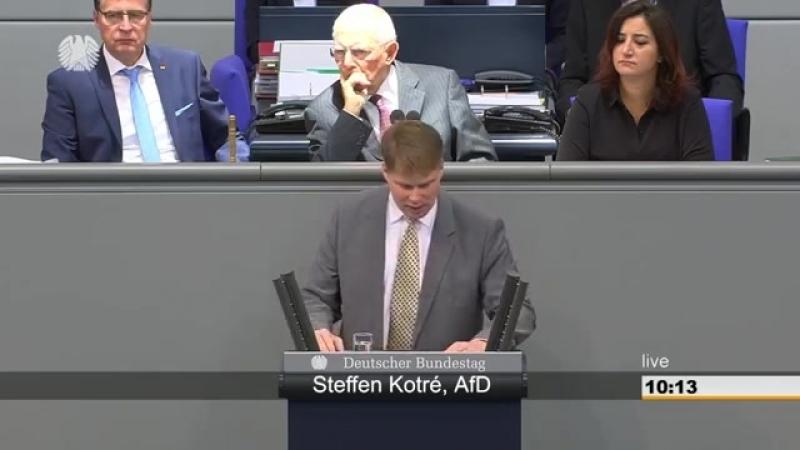 Steffen Kotre´ - Die Deutsche Einheit war für uns Deutsche eine glückliche Fügung--