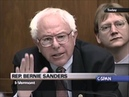 Bernie Sanders Confronts Alan Greenspan