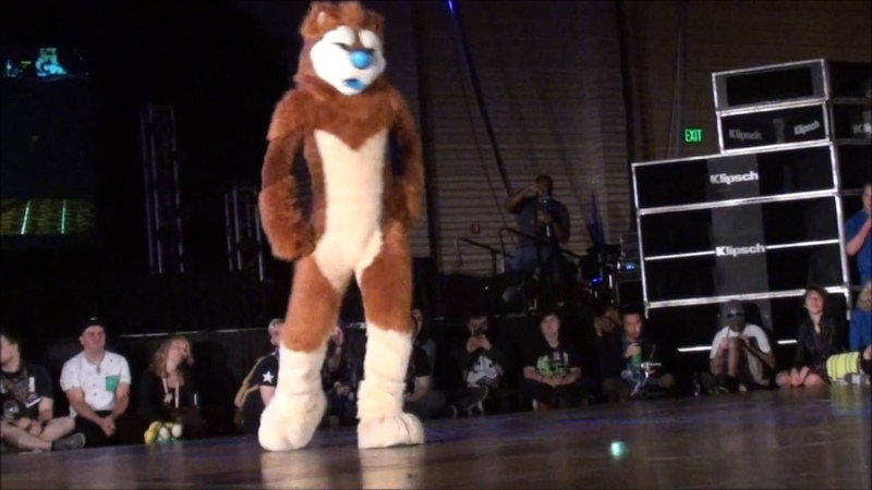 Tygs - BLFC 2016 Fursuit Dance Competition - Veteran Category