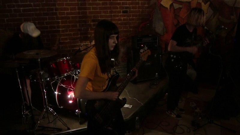 Sonic Death - Сладкий ватник (live, 05.18.2018, Саратов, бфстро-бар Pologlot)