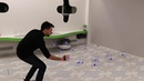 GridDrones A Self Levitating Physical Voxel Lattice for Interactive 3D Surface Deformations