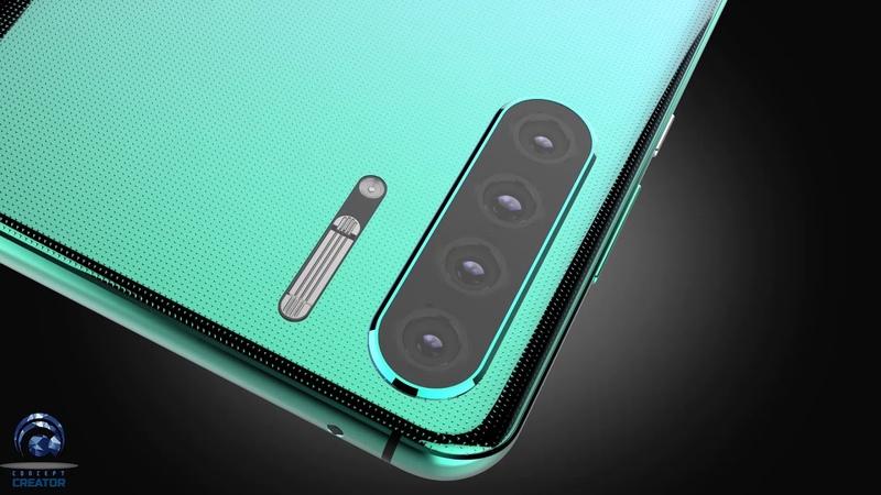 Huawei P30 series introduction! New Kirin 985, 6/8GB RAM, 512GB memory! Quad camera, 5G