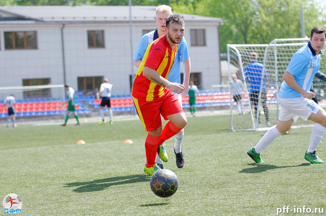 Премьер-лига ТДК. 3 тур. Матч тура