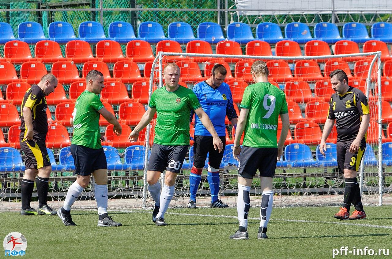 Премьер-Лига ТДК. 5 тур. Матч тура