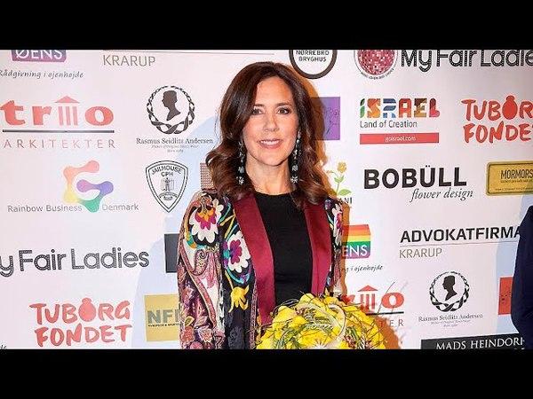 Кронпринцесса Мэри вручила премию Danish Rainbow Awards – AXGIL.
