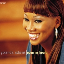 Yolanda Adams альбом Open My Heart