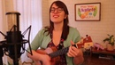 Crazy Little Thing Called Love (Queen ukulele cover by Danielle Ate the Sandwich)