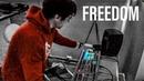 Anthony Hamilton –Freedom, Live Remix on Elektron Analog MKII