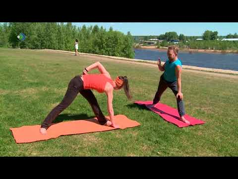 Йога: чем полезна практика ума и тела? Студия 11. 21.06.18