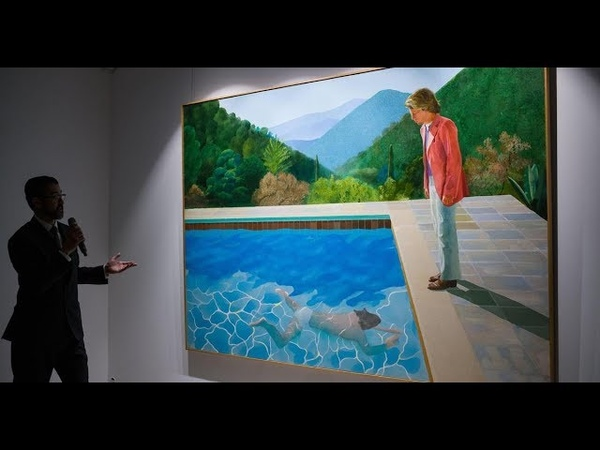 $90M Painting Purchase Breaks World Record For Living Artist
