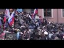 Донецк, 16 марта 2014г Митинг Антимайдан,,. Штурм СБУ, Прокуратуры ,Офис Таруты