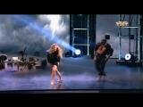 Танцы: Айхан и Света Макаренко