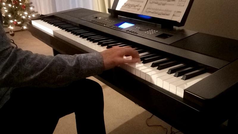 La La Land Epilogue Justin Hurwitz piano transcription