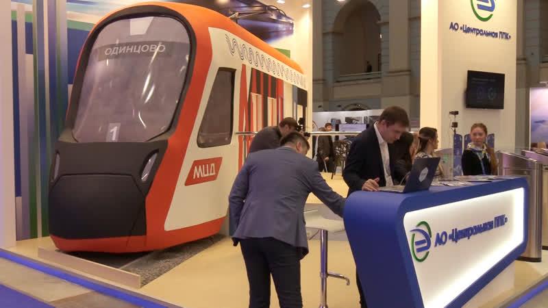 Приватность в плацкарте: на Транспортной неделе — 2018 представили макет нового вагона РЖД. ФАН-ТВ