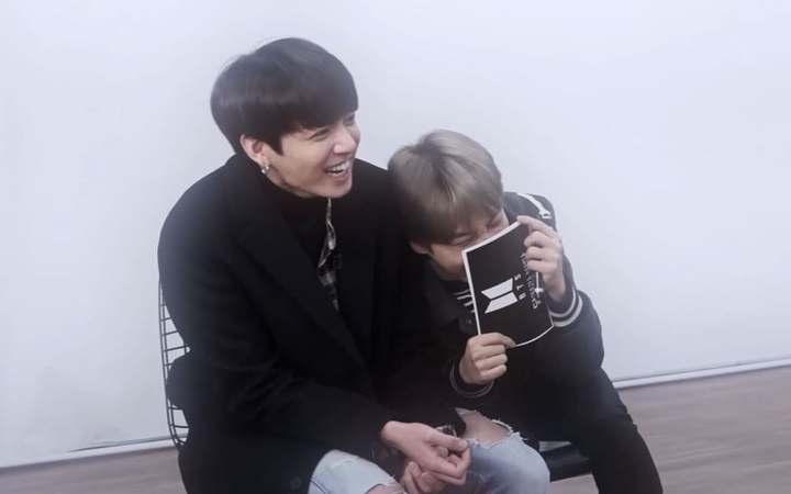 """𝐣𝐞𝐬𝐬𝐢𝐜𝐚 🎐 on Instagram """"─ let's go, baby. dt andre sorry it's so simple I just want these soft quotes on my acc jikook kookmin"""""""